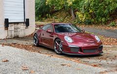 Arena. (Jon Wheel) Tags: porsche 911 gt3 991 arenared porscheofthemainline thestudioatrds exotic sports car westchester pennsylvania
