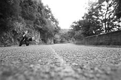 _DS15481 - Version 2-1 (Akijos) Tags: honda hondanc750x tokina 1116mmf28 atx116 mototurismo moto motorcycle montagne bw bokeh biancoenero bn blackwhite