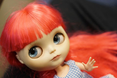 335/366 How was your day? (omgdolls) Tags: blythedoll blythe blythe365 adelaideskye dollypunk21 pureneemobody pink