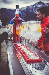 *Aperol en la Patagonia* (zombie brain for tea) Tags: bariloche drink aperol alcohol orange naranja bebida