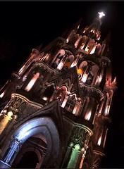 Catedral San Miguel de Allende (paolahiguera) Tags: iglesias churches church beautifulchurches beautiful sanmigueldeallende guanajuato mxico