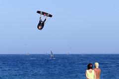 Kitesurfing (msvetec) Tags: kitesurfing croatia bol bra sea adriatic sports