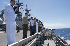 160829-N-KR961-180 (U.S. Pacific Fleet) Tags: boxarg13meu16 ussboxerlhd4 amphibiousreadygroup 13thmarineexpeditionaryunit 13thmeu usmarines usnavy cpr1 pacificocean