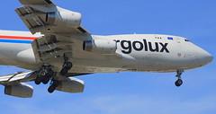 BOEING 747-4R7F LX-WCV (CITY OF PETANGE)  CARGOLUX  (LOS ANGELES LAX-TOULOUSE TLS)   LE     12 08 16 (jleroch) Tags: 747 boeing747 jumbojet kingofthesky jumbo jet boeing everett painefield joesutter joe sutter fatherof747 cargolux airfrance atlasair airindia elal airbridgecargo abc