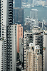 20160830-10-View of Hong Kong tower apartments and buildings from Victoria Peak (Roger T Wong) Tags: 2016 hongkong rogertwong sel70300g sony70300 sonya7ii sonyalpha7ii sonyfe70300mmf2556goss sonyilce7m2 thepeak victoriapeak apartments buildings haze skyline skyscrapers smog travel