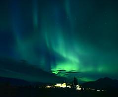 Dancing with the stars (Sizun Eye) Tags: auroraborealis northernlights iceland islande sky ciel northerneurope europedunord sizuneye tamron2470mmf28 nikond750 stars toiles auroreborale austurland