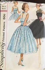 2029 (mrogers1@uw.edu) Tags: dress 1950s vintage slip lingerie