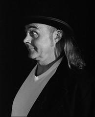 """Les Grandes Illusions de Monsieur Figaro VII"" (praetorian29620) Tags: portrait fdrouet nb bw film laurentconan compagnieventdularge"