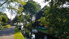 Indian Summer: Watergang (Peter ( phonepics only) Eijkman) Tags: zaanstreekwaterland waterland water noordholland holland nederland netherlands nederlandse