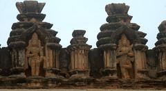 The Terracotta Statue of gods (VinayakH) Tags: bhoganandeeshwaratemple karnataka india temple nandihills chikkaballapura chola ganga hoysala tipusultan religious historic