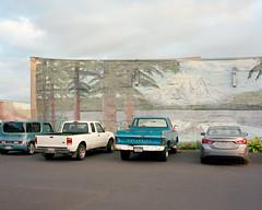 (lucas.deshazer) Tags: largeformat 4x5 chamonix kodakportra400 centralia washington wa mural