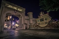 """ Far, far away..."" (Blunt_Art) Tags: night lights fantasy castle park spot path wonder wonders wonderland cart stunning fun sentosa longexposure nightshot shot picoftheday photooftheday photography photo flickr flickrphoto vacation stroll travel nikon nikondigital d5300 tokina 1116 singapore"