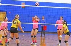 IMG_10373 (SJH Foto) Tags: girls volleyball high school lampeterstrasburg lampeter strasburg solanco team tween teen east teenager varsity bump