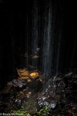 The Golden Void (bruce.e.mcintosh) Tags: waterfall springbrook queensland australia au