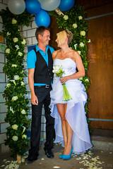 Wedding day (Black_Cat_Art) Tags: wedding hochzeit casamento butterfly schmetterling borboleta turquesa turquoise trkis happy feliz glcklich love liebe amor canon