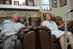 Breaking News (Rebecca Regueira) Tags: couple love elderly yaya cuco grandpa grandma cancer death tilldeathdouspart tilldeath marriage unity friendship