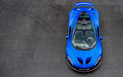 From Above. (Alex Penfold) Tags: mclaren p1 supercars supercar super car cars autos alex penfold 2016 blue red spa