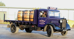 BEDFORD WTL 1935 Steve Hullah Haulage Ripon Tetley Brewers Leeds BRA896 Frank Hilton IMG_9190 (Frank Hilton.) Tags: erf foden atkinson ford albion leyland bedford classic truck lorry bus car