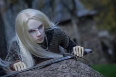Irbis Torn (lukoshka) Tags: dollshe doll bjd foto