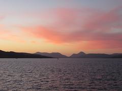 Sound of Mull sunrise