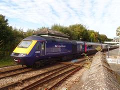 43035 Liskeard (Marky7890) Tags: gwr 43035 class43 hst 1c73 liskeard railway cornwall train