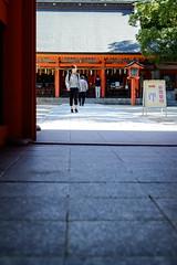 | Sumiyoshi Shrine (yoshi_2012) Tags: streetphotography  xt1 fukuoka  xf35mmf14 fujifilm shrine