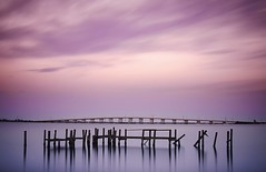 Pink Skies (Stephen Oliveira) Tags: sky outdoor melbourne florida spacecoast a6000 sony sonya6000 10stop nd 10stopndfilter sigma1020 1020 sigma longexposure dock docks