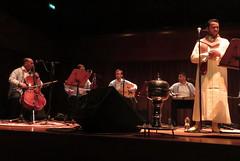 Marouane Hajji & Ikhwan Al-Fann (2016) 04 (KM's Live Music shots) Tags: worldmusic morocco samaa sufimusic andalusimusic arabicmusic marouanehajji transcenderfestival miltoncourt