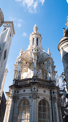 Renaissance at its best (Peixotor) Tags: stairs renaissance tower chambord loire france castle
