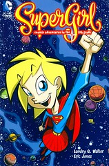 Super Girl (Vernon Barford School Library) Tags: 9781401263201 landryqwalker landry q walker landrywalker ericjones eric jones joeymason joey mason supergirl eighthgrade grade8 8thgrade graphic novel novels graphicnovel graphicnovels goodandevil middleschool dc middleschools school juniorhigh juniorhighschool juniorhighschools juniorhighs student students superhero superheroes girls women females vernon barford library libraries new recent book books read reading reads junior high middle vernonbarford fiction fictional paperback paperbacks softcover softcovers covers cover bookcover bookcovers superherocomics comic comics dccomics