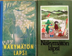 Tales from Moominvalley (Hannhell) Tags: book coverart books moomin tovejansson moomins firstedition talesfrommoominvalley invisiblechild uploaded:by=flickrmobile flickriosapp:filter=nofilter nkymtnlapsi