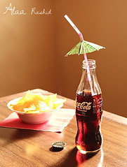 (Alaa rashid | آلاء) Tags: sun cola drink chips snack شمس lays coca كولا أشعة ضوء كوكا شيبس ليز