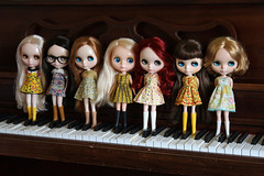 All the girlies!