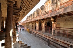 Virupaksha Temple (k gokul) Tags: india architecture temple ruins karnataka unescoworldheritage hampi