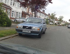 2005201310722 (uk_senator) Tags: blue volvo estate 1986 240 uksenator
