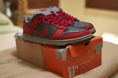 New Pickup ;) (OliverWeiss13) Tags: 2002 orange shark box low nike heat era pro sharks sb dunk