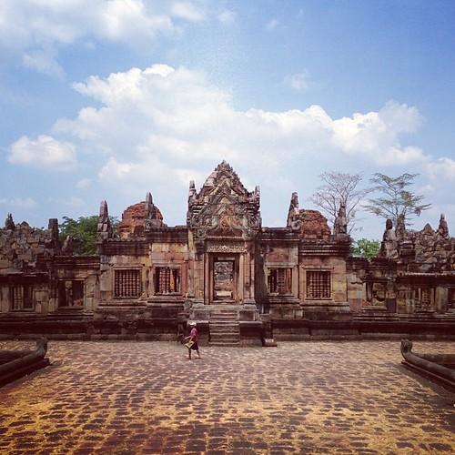 Prasat Muang Tam, autre temple...