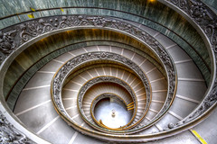 "Spiral staircase, Giuseppe Momo (1932) • <a style=""font-size:0.8em;"" href=""http://www.flickr.com/photos/89679026@N00/8837834449/"" target=""_blank"">View on Flickr</a>"