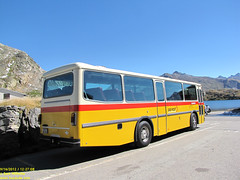 Saurer RH525-23 (busdude) Tags: auto bus switzerland post swiss ag postauto postbus saurer rh52523