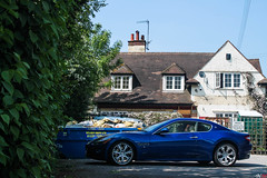 GT S (NattyMitch Photography) Tags: kent s canterbury whitstable maserati 2012 tylerhill granturismo