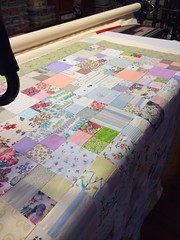 Judy's Quilt (CASharp) Tags: quilt quilting patchwork fowers caperton malaski topstotreasures