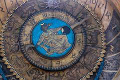 Astronomische Uhr, MANTUA, Italy (onkobrain) Tags: mantua italy astronomische uhr