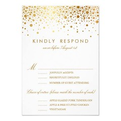 (Faux Gold Foil Confetti Dots Wedding RSVP Card) #Confetti, #Dots, #Elegant, #Glam, #Gold, #Modern, #Rsvp, #Shine, #Sparkle, #Wedding is available on Custom Unique Wedding Invitations store http://ift.tt/2awwX5M (CustomWeddingInvitations) Tags: faux gold foil confetti dots wedding rsvp card elegant glam modern shine sparkle is available custom unique invitations store httpcustomweddinginvitationsringscakegownsanniversaryreceptionflowersgiftdressesshoesclothingaccessoriesinvitationsbinauralbeatsbrainwaveentrainmentcomfauxgoldfoilconfettidotsweddingrsvpcard2 weddinginvitation weddinginvitations