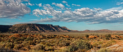free range (plachance) Tags: desert sky clouds landscape southwest americanwest canonef24105f4l dxo hill utah arizona kaibabplateau arizonastrip