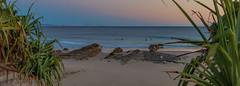 Gold Coast Skyline (rod marshall) Tags: sunrise snapperrocks bestsunrise sunrisesnapperrocksbestsunrise dawn oceandawn