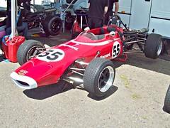 113 Chevron B17 F3 (1970) (robertknight16) Tags: chevron british racing 1970s b17 bennett wisell racecar donington