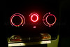 VW Lupo Luxury heater knobs red lighting (ND-Photo.nl) Tags: vw volkswagen lupo heater controls knob knop knoppen knobs red rood light t5 halogen led halogeen