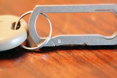 Handgrey K11 (jchurch) Tags: handgrey k11 edc keys titanium