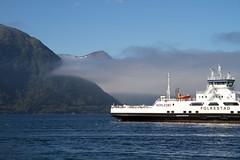 Ferga Folkestad - - Ferry crossing (erlingsi) Tags: ferry ferge folkestad norway ship voldsfjorden noreg