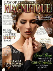 September 2016 issue of Magnifique Magazine focuses on AWARENESS and features Bob Proctor, Jack Canfield and Dr. Joe Vitale (Magnifique Magazine) Tags: magnifiquemagazine magnifiquemag magnifique lawofattraction thelawofattraction addiction addictionrecovery thesecret starsfromthesecret